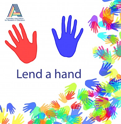 Lend a hand cropped
